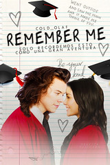 JUST REMEMBER (mycuddlyhes) Tags: cover portada wattpad