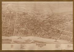 Portage Birdseye 1882b