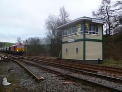60007 TnT 60024 6F05 Tunstead - Oakleigh (Diverted), Chapel-en-le-Frith 27/12/11 (Neil Altyfan - Railway Photography) Tags: oakleigh chapelenlefrith tunstead 60007 60024 6f05 divertedhoppers