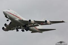 A9C-HAK 747 SP  Bahrain Royal Flight (Guillaume Carré) Tags: bahrain flight bordeaux royal sp 747 spotting 2015 mérignac a9chak