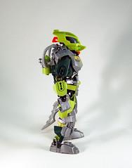 Lesovikk G2 - Side (0nuku) Tags: green underwater lego air submarine master vehicle g2 glider bionicle toa 2015 faxon uniter ccbs mahrinui lesovikk karzahni ussanui
