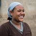 Mulumebet Balcha health extention worker.UNICEF-support child health program in Romey Kebele, Deneba Woreda, Ethiopia.
