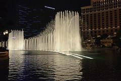 LAS VEGAS (AlCapitol) Tags: nikon lasvegas casino strip fontaine jetdeau bassin d800 nikond800