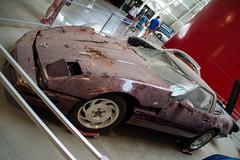 "sink hole ""survivor"" (vynsane) Tags: kentucky corvette nationalcorvettemuseum bowlinggreenky"