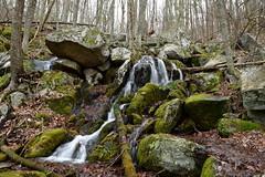 Upper Wigwam Falls (TopherRitz) Tags: winter virginia nikon va blueridgeparkway blueridge nikond3300