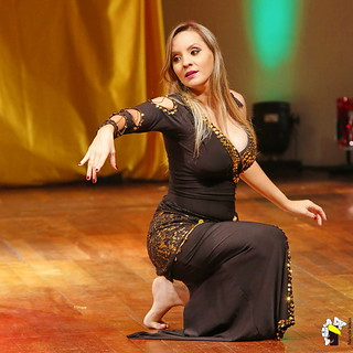 Ela Bailarina - Belly Dance