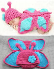 Infant Baby Girls Boys Newborn Knit Crochet Butterfly Costume Photo Prop Outfits (trevormccallin) Tags: girls baby boys butterfly photo costume infant crochet knit newborn outfits prop