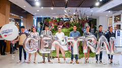 Flower Extravaganza (krashkraft) Tags: beautiful beauty thailand pretty bangkok gorgeous allrightsreserved 2014 krashkraft centralanniversary flowerextravganza