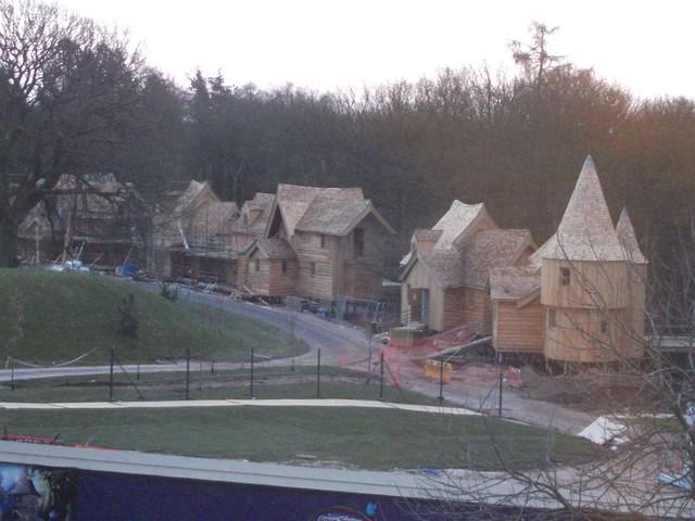 Enchanted Village Construction