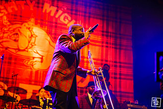 The Mighty Mighty Bosstones // Shot by Jurriaan Hodzelmans