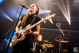 PVRIS // Shot by Nathan Dobbelaere