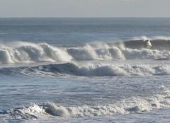 Montauk Surfer Winter (SplashH2O) Tags: winter ny newyork fun surf waves weekend surfer board longisland riding montauk ridingwaves