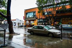 Rainy Day on Green Street Pasadena (soulreaver99) Tags: street sony rainy pasadena rx100 rx100m3