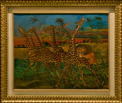 ARTEFIERA 2016 (Renato Morselli) Tags: italy art arte natura bologna giraffe leone mercato fiera artefiera scultura 2016 pittura antonioligabue