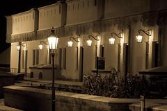Spilberk_lamps (martin.brazdil) Tags: winter lamp night calming brno spilberk