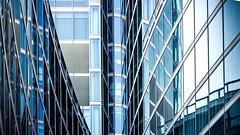 Milan ( nairaphotography) Tags: blue windows italy milan reflection glass architecture photography italia blu milano architettura riflesso finestre naira nigrelli
