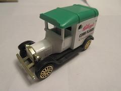Ford Model T - Kellog's Corn Flakes - Corgi (dave_7) Tags: ford corgi cornflakes modelt kellogs diecast