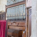 Swaton, St Michel's church organ thumbnail