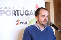 José Matos Rosa no Seixal