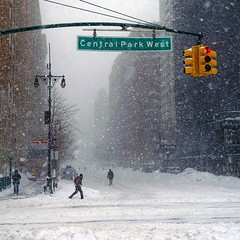 Jonas at Central Park West (erice_dunn) Tags: centralpark blizzard centralparkwest 72ndstreet jonasblizzard