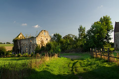 Abbey Remains (davidpemberton78) Tags: abbey architecture ruin cistercian calvados c12 barbery bassenormandie