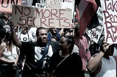 TPPA 2016-27 (domhartnett) Tags: newzealand democracy protest auckland aotearoa queenstreet skycity aoteasquare tpp tangatawhenua thisiswhatdemocracylookslike tppa tetiritiowaitangi thetreatyofwaitangi realchoice stoptpp tppanoway tranpacificpartnership itsourfuture noaltpp
