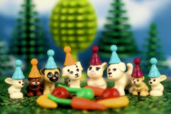 Birthday Party Animals (Lesgo LEGO Foto!) Tags: birthday friends party dog cute rabbit bunny bunnies love dogs animal animals puppy mom fun toy toys puppies nikon day lego mommy birth parties pug birthdayparty hamster rabbits minifig collectible minifigs nikkor omg hamsters collectable minifigure minifigures d5300 legophotography mommybunny legography collectibleminifigures collectableminifigure legofriends coolminifig 60mmf28drmicro