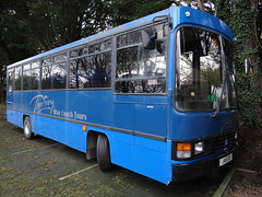 Tantivy 9 (Coco the Jerzee Busman) Tags: uk blue bus islands coach jersey channel tantivy