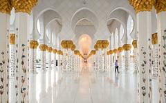 Sheikh Zayed Mosque, Abu Dhabi, UAE (-LYJ-) Tags: abudhabi sheikhzayedmosque