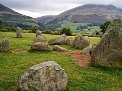Castlerigg Stone Circle (Buster&Bubby) Tags: trekking walking unitedkingdom hiking lakedistrict stonecircle castlerigg castleriggstonecircle