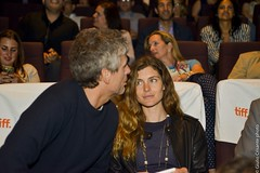 with the director Paolo Genovese