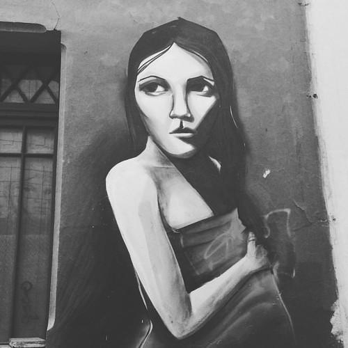 #grafitti #streetart #urbanart #santiago #chile