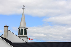 United Church of Canada (Seb & Jen) Tags: canada church quebec eglise gaspesie baiedeschaleurs newrichmond