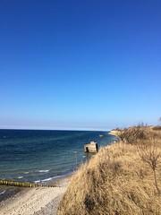 Strand bei Wustrow (sabine.dahlke) Tags: strand germany deutschland meer natur bunker ostsee dne wustrow mecklenburgvorpommern norddeutschland dars