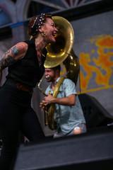 Jazz Fest - Meschiya Lake & the Li'l Big Horns
