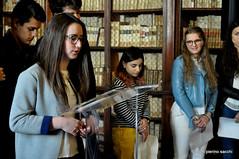 M4302466 (pierino sacchi) Tags: mostra de liceo biblioteca andr visita scuola golgi universitaria broni scientifico