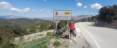 Made it. (Michael Horsfield) Tags: cycling spain alicante trainingcamp gopro
