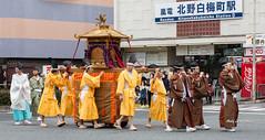 festive procession (Pic_Joy) Tags: portrait festival japan costume spring kyoto asia traditional blossoms culture traditions parade   sakura cherryblossoms procession  jinja hanami         hirano  hiranoshrine   sakuraparade