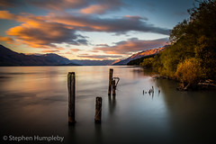Kinloch Old Jetty- HDR (picturesbysteve) Tags: old newzealand canon dawn jetty lodge nz kinloch 6d kinlochlodge canon6d stephenhumpleby newzealand2016