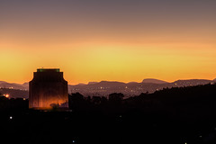Voortrekker Monument at Sunset
