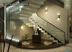 Stair-area-view (Monnaie Architects & Interiors) Tags: staircase interiordesign