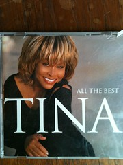 All the Best by Tina Turner (People, Places & Things) Tags: music cds tinaturner