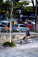 Leonardo Campos (caiodntskt) Tags: 2 brazil brasil is long saopaulo skateboarding master ii manual dslr distance boardslide matriz slave rockslide saobernardo halfcab 55250 700d t5i skatelife yongnuo yn460