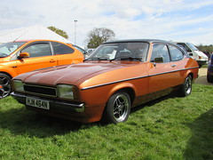 Ford Capri 2000 HJN464N (Andrew 2.8i) Tags: simply ford beaulieu motor museum hampshire new forest capri 2000 2 litre mark mk2 mk mark2 pinto vinyl roof classic hatch coupe sports car all types transport worldcars uk unitedkingdom