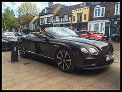Bentley Continental GT (d-harding) Tags: cars apple continental berkhamsted gt bentley iphone 5s snapseed iphone5s