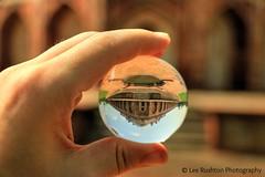 Humayun's Tomb, New Delhi (Rushy9495) Tags: india ball crystal crystalball humayunstomb humayuns