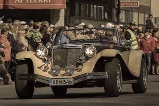 Vappu - Wanhat autot-100