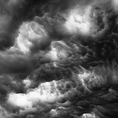 Summer Storm Clouds 013 (noahbw) Tags: light summer bw storm abstract monochrome weather square nikon natural cloudy stormy d5000 noahbw