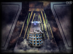 Lost in the Asylum (Rooners Toy Photography) Tags: toys who doctorwho bbc scifi sciencefiction asylum figures daleks eaglemoss rooners rtpinstagram