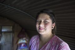 Uma Silwal, 18 from Godawari,  Nepal (Handicap International UK) Tags: nepal earthquake uma kathmandu survivors disability silwal